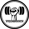 TeamBranch Fitness & Training Logo